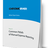 Pitfalls of Manual Expense Reporting
