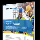 Case Study: Austin Powder