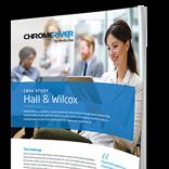 Case Study: Hall & Wilcox