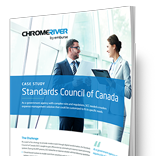 Case Study: Standards Council of Canada