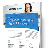 EXPENSE for Higher Education