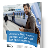 REACH - Intuitive expense management for non-employees