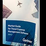 Gartner Market guide de voyages et dépenses automatique [fr]