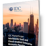 IDC MarketScape - Cloud Enterprise Invoice and AP Automation Software