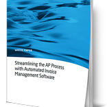 Streamlining the AP Process - Automated invoice management