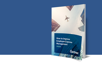 Gartner: How to Improve Employee Expense Management