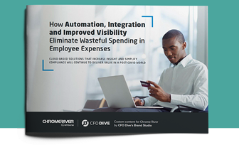 Automation, Integration, and Improved Visibility in Employee Expenses