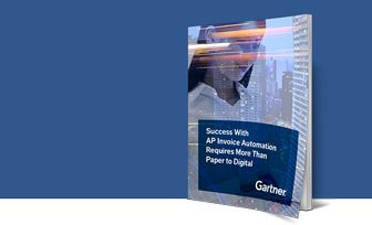 Gartner: Success with AP Invoice Automation