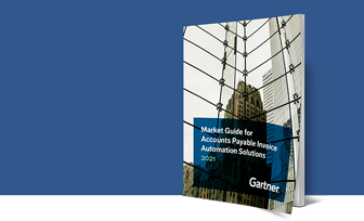 Gartner: Market Guide for Accounts Payable Invoice Automation Solutions