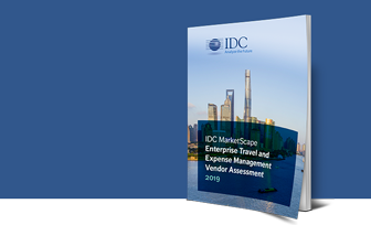 IDC MarketScape - Travel and Expense Management 2019