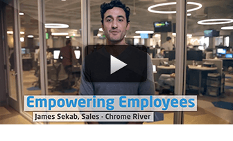 Empowering Employees: James Sekab