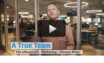 A True Team: Tim Wheatcroft