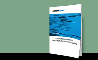 13 Expense Management Best Practices for Non-Profits