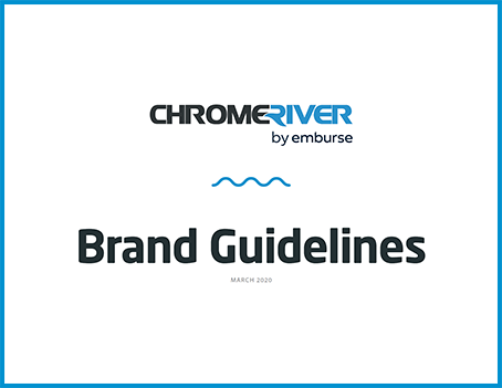 Chrome River brand manual
