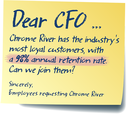 Make the switch to Chrome River