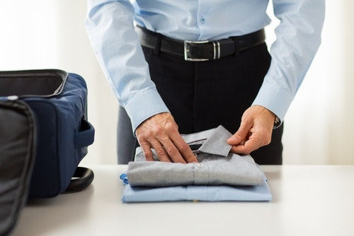 Perfecting the Packing: A Business Travel Suitcase