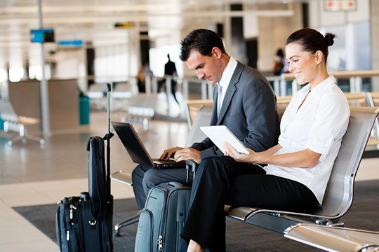 How to Survive a Business Trip with Your Boss