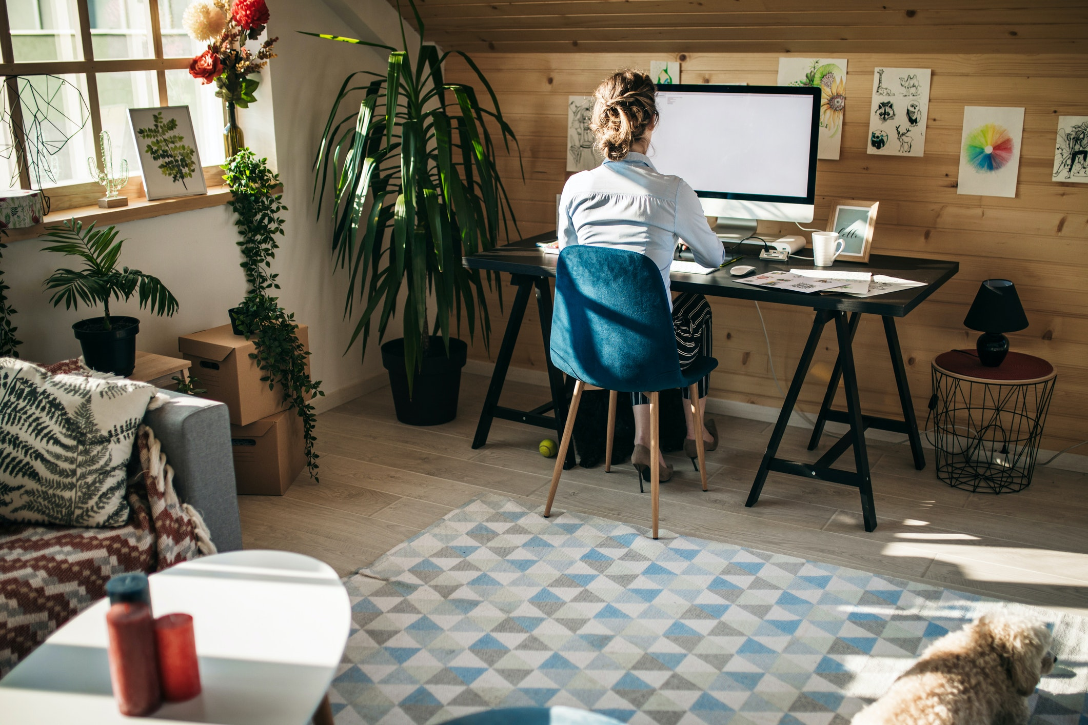 Virtualizing Financial Operations to Adapt to Increased Work from Home Requirements
