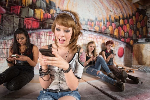 Teenagers Get the Mobile Mindset. Do You?