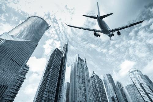 China Flying High in Biz Travel Spending, Topping U.S.